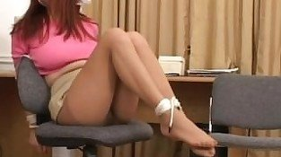 JW-08 - The Naughty Secretary - Amber & Sasha