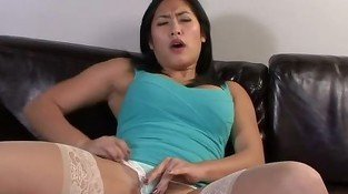 Sexy Asian tricked into sex