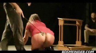 Extreme BDSM For An Audience