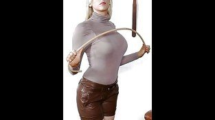 Dominant Women With Implements Photo Comp 2