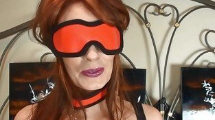 Canadia MILF Shanda Fay Tied Up &amp, Facial!