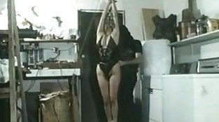 Lingerie Drying - Pussy from DOM-MATCH.COM
