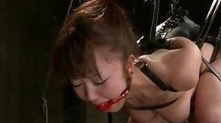 asian daughter and nasty bdsm things with hitachi magic - ASIAN-BDSM.COM