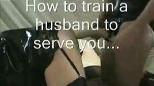 Husband Issues? Husband2Obey #1-Remember This girls weekly B STRAPON MOMMY!