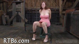 Stormy caning for lusty chick film