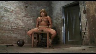 Tied Up &amp, Used MILF Whore