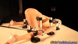 Immobilized lezdoms sub gets disciplined